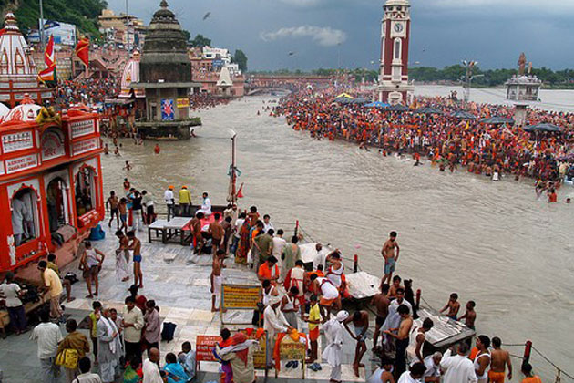Temples of the Spiritual City Haridwar