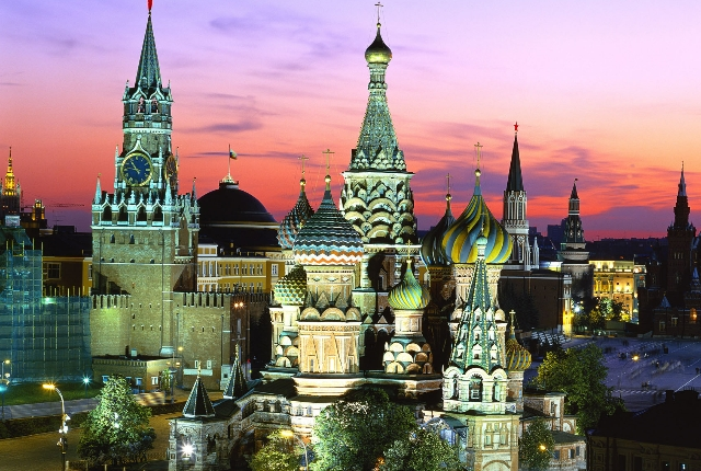 Must Visit Moscow