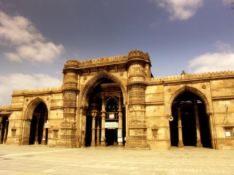 Relish the historic charm of Ahmedabad