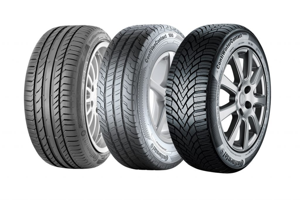 Types of Car Tires