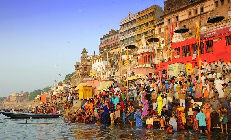Varanasi places