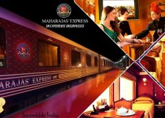 What makes Maharajas Express the World's Leading Luxury Train in India?