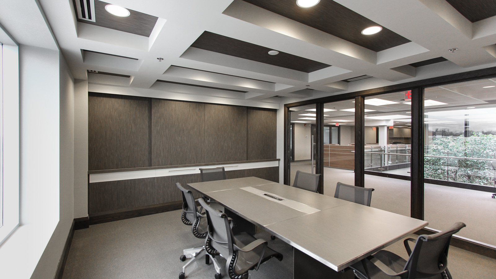 Offices with the best designed interiors in india zemsib for Commercial interior design firms the list