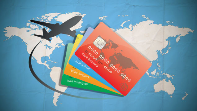 Flight Privilege Cards
