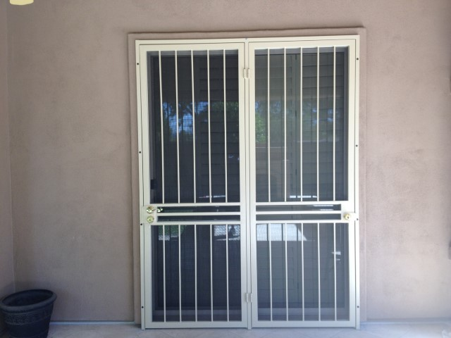 Metal Security Doors