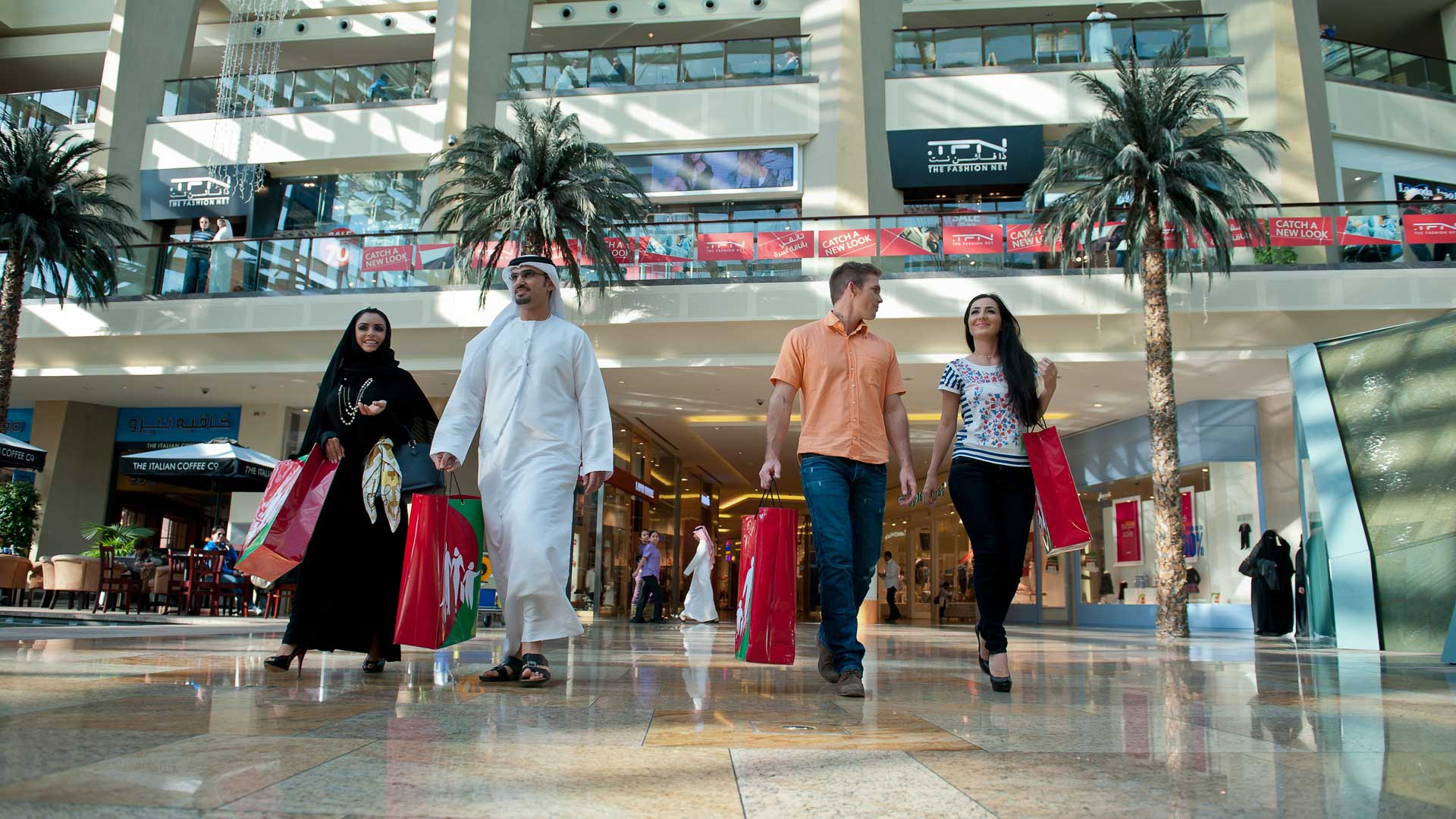 Image result for Shopping at the Dubai Mall