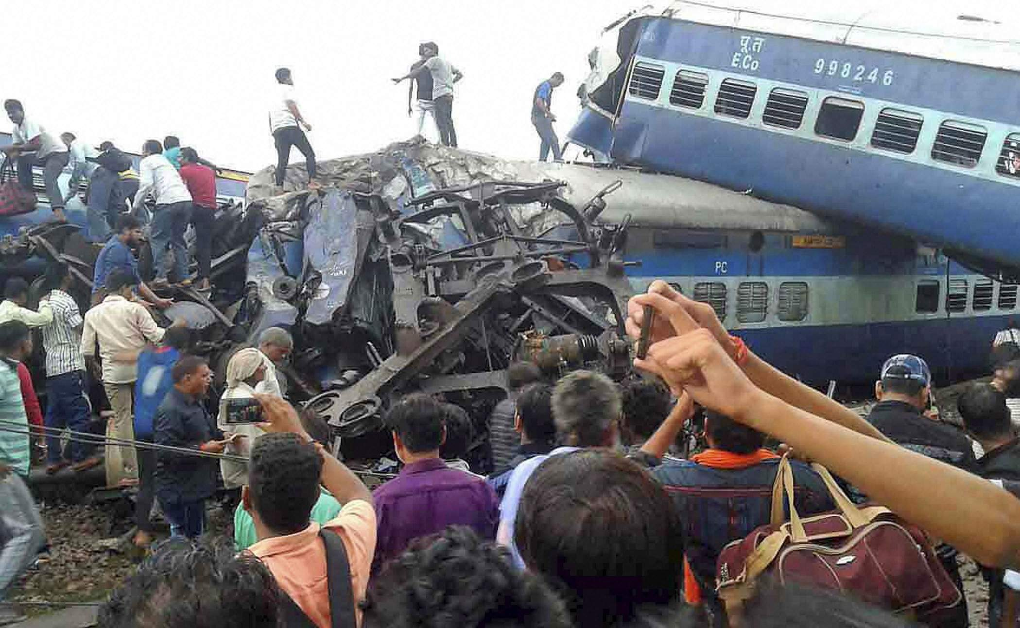 Train Derail Incidents