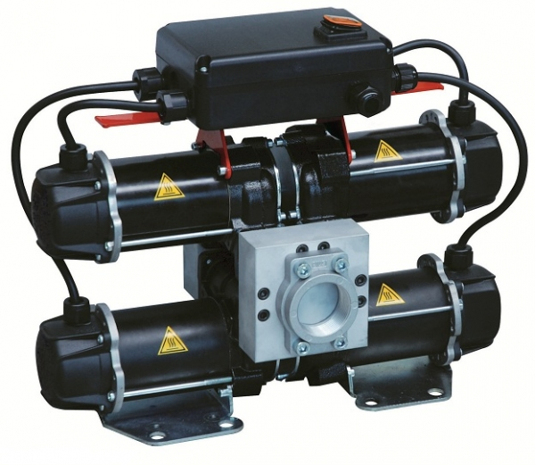 High-Flow Fuel Transfer Pumps