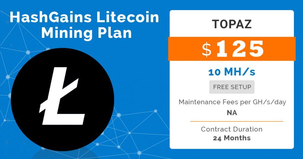 Litecoin Mining Rig