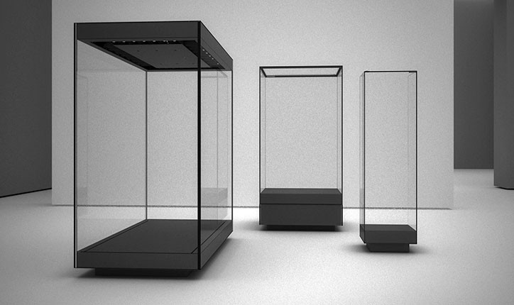 Display Cases for your Application