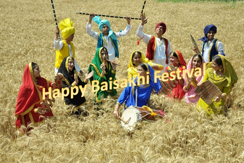 BAISAKHI FESTIVAL CELEBRATION