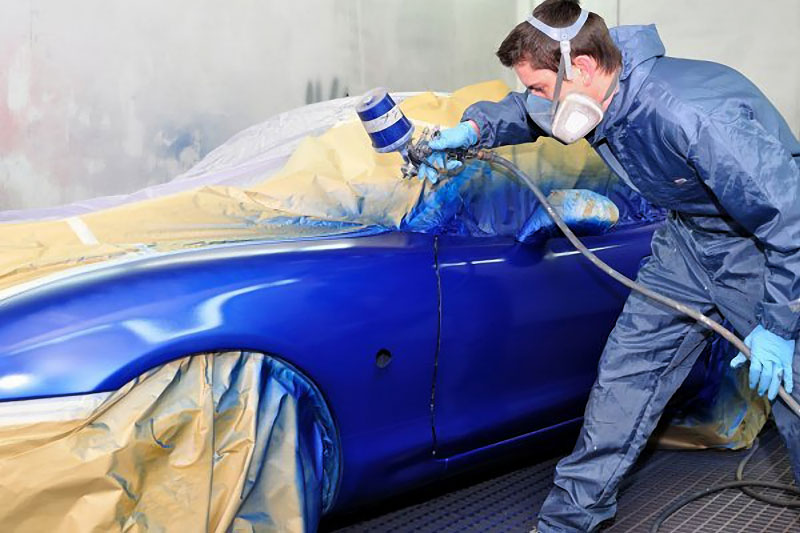 Safety Tips To Enhance Look Of Your Car With Spray…