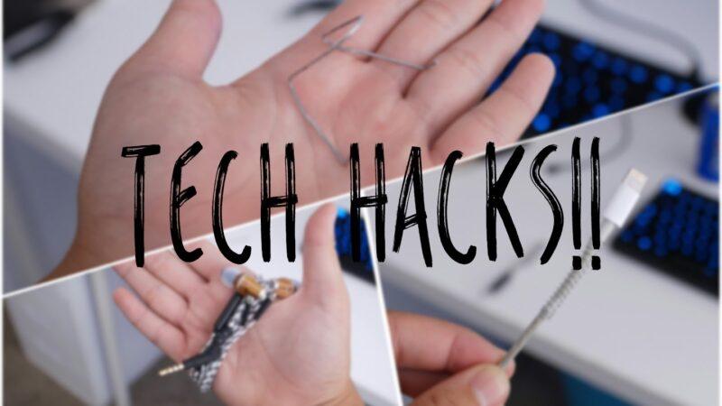 Tech Hacks