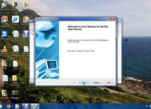 Automatic MySQL Backup