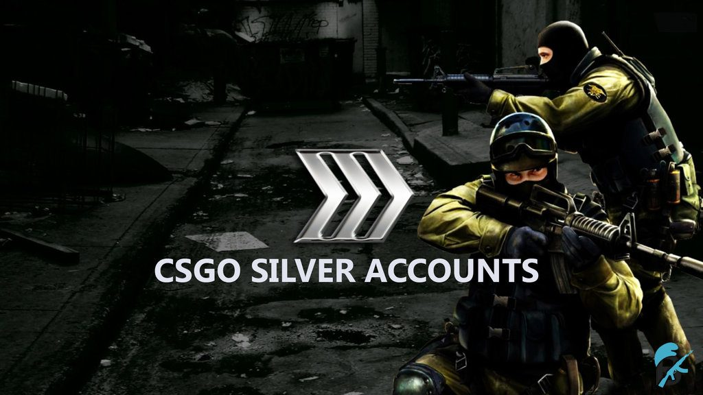 CSGO Silver Accounts