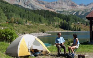 Free Camping Experience