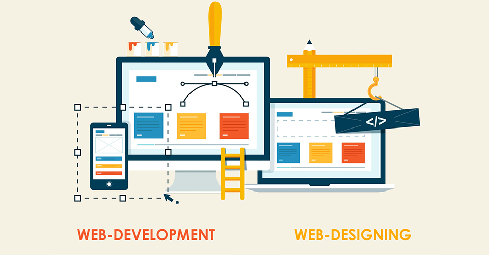 How website design and development help in engaging users?