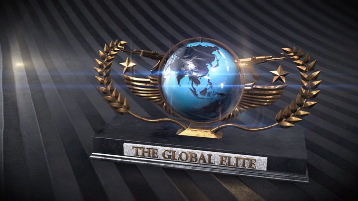 Global Elite in CSGO