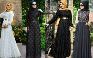 LACED HIJABS IS THE NEW TREND