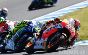 Marquez Never Expected To Lead Points Heading Into Summer Break