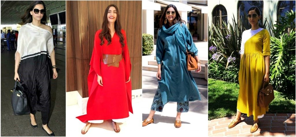 Sonam Kapoor is style stickler in proper sense