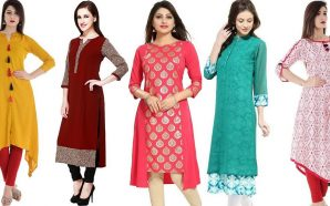 Style Yourself With Party Wear Kurti Collection