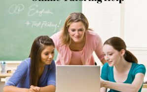 How Online Tutoring Helps in Your Homework