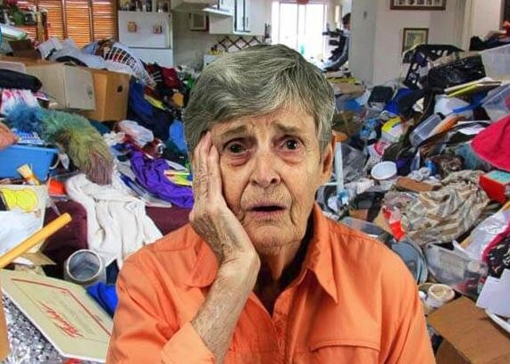 Behaviors of Hoarding Disorder in Seniors