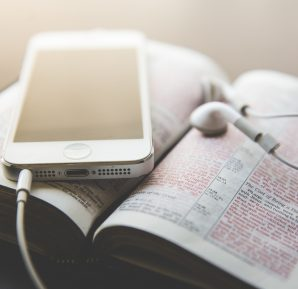 Spirituality with Bible Apps