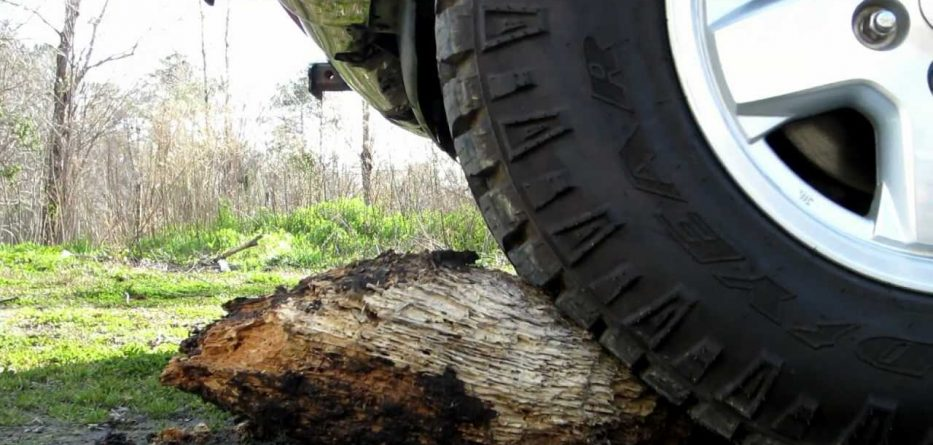 Tire Pressure for Off-Roading