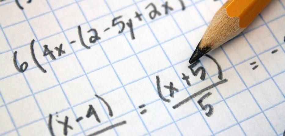 improve the Maths Grades