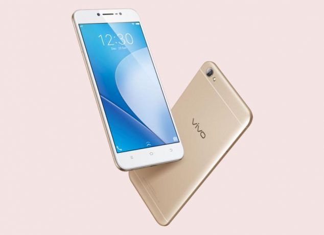 Vivo Smartphones Trending in India