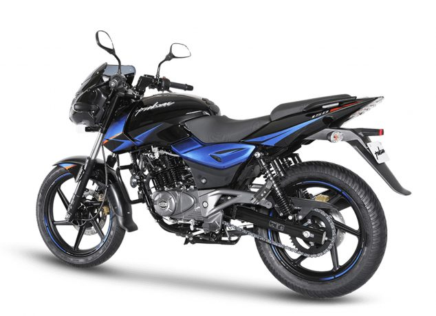 Bajaj Pulsar 150cc Twin Disc