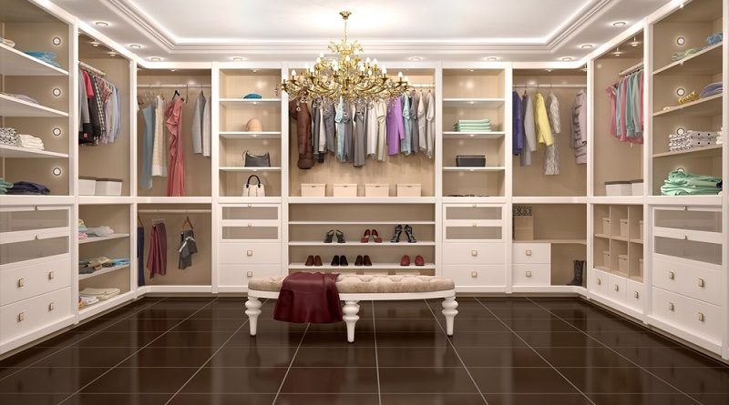 Wardrobes for Commercial