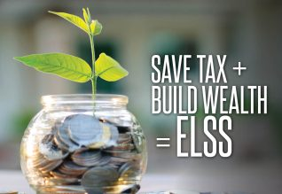 saving tax in ELSS