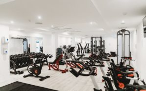 Creating a high-quality gym starts with the floors