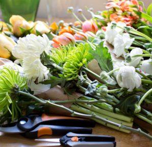 Cut Flowers Last Longer
