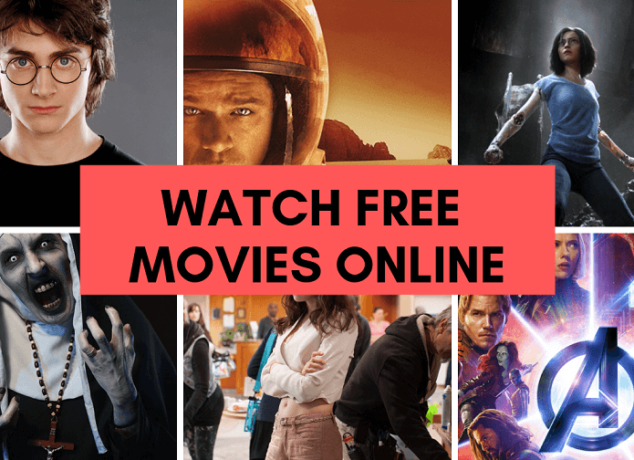 Watch Movies for Free online