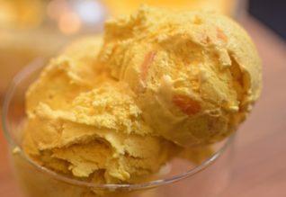 Make Perfect Mango Ice Cream