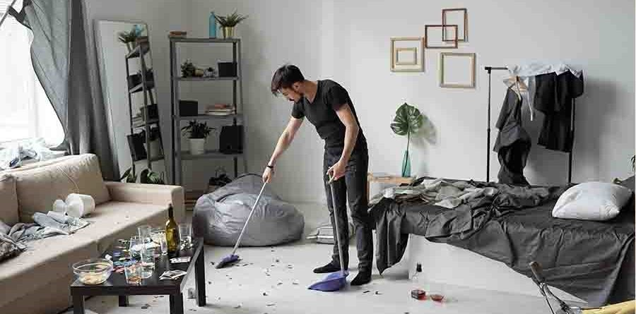 Professional for After Party Clean Up
